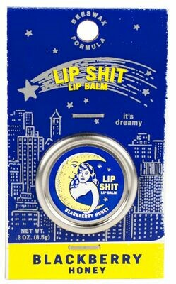 Lip Shit BlackberrHoney Lip Balm