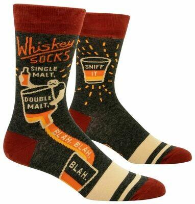Whiskey Men's Crew Socks