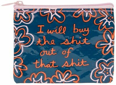 I Will Buy The Shit Coin Purse