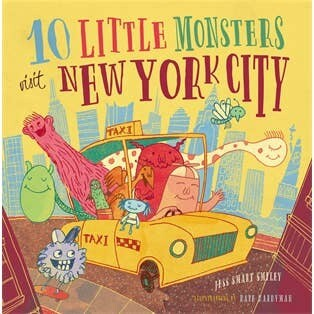 NYC 10 Little Monsters