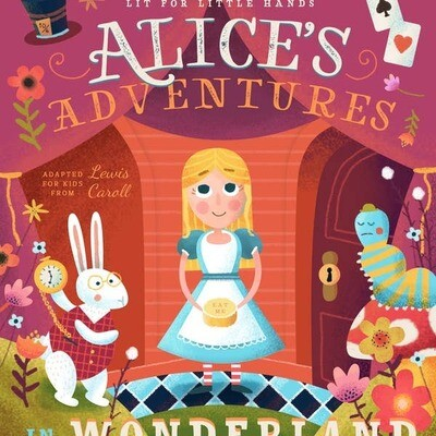 Alice Lit for Little Hands