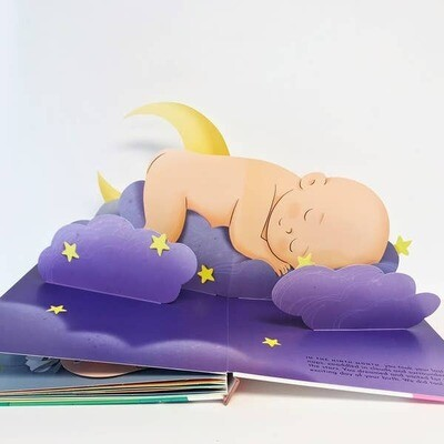 Grow, Baby, Grow! Life Sized Pop up Book