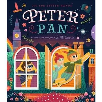 Peter Pan Lit for Little Hands