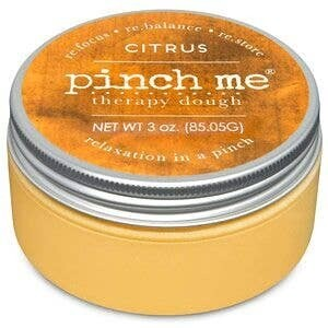 Citrus Pinch Me Therapy Dough