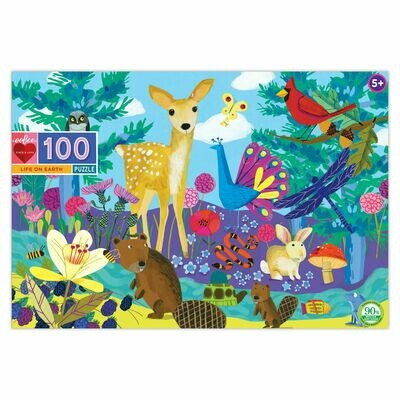 100pc Life on Earth Puzzle