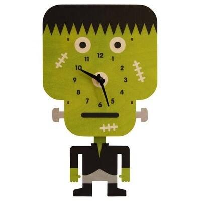 Frankenstein Pendulum Clock
