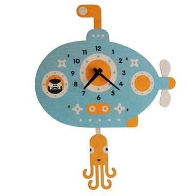 Submarine Pendulum Clock