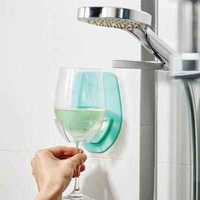 Sipski Bath Wine Holder