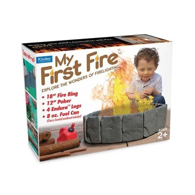 Prank Gift Box My First Fire