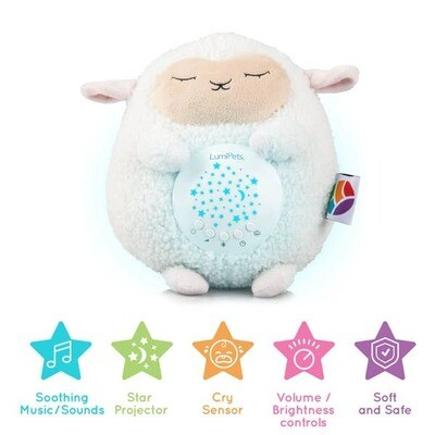 Lumipets® Lamb Plush Sound Soother