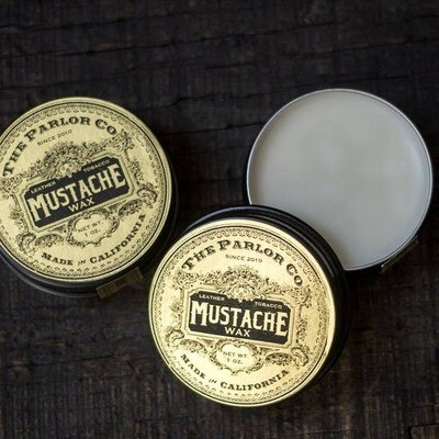 Mustache Wax - Beard Balm