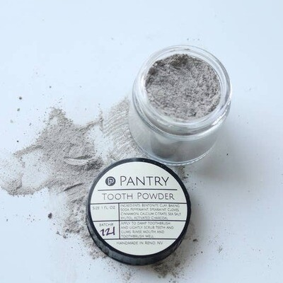 Smile Brightening Tooth Powder