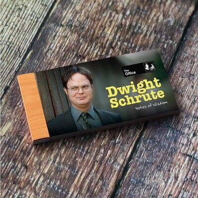 Dwight Schrute: Notes of Wisdom