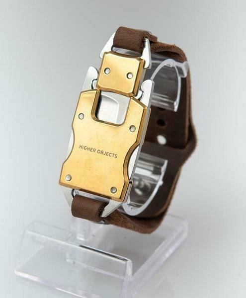 Sawyer Gold Utility Bracelet