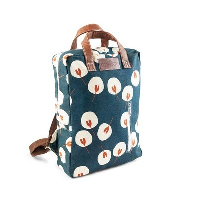 Laptop Backpack Tansy Print