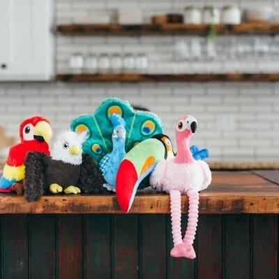 Fetching Flock Dog Toys