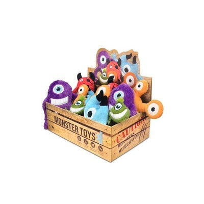 Momo's Monsters Dog Toys