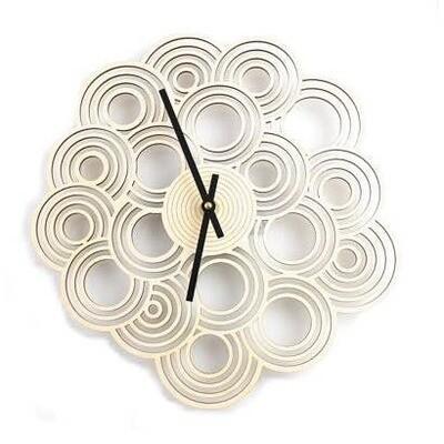 Euclid's Intergrated Circle Clock