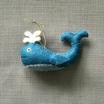 Ornament - Whales