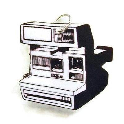Vintage Camera Pendant Necklace
