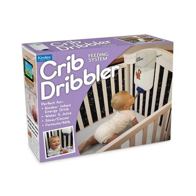 Crib Dribbler Prank Gift Box
