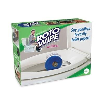 Prank Gift Box Roto Wipe