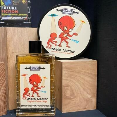 Meta Nectar Artisan Shaving Soap