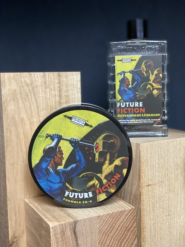 Futre Fiction Artistan Shave Soap