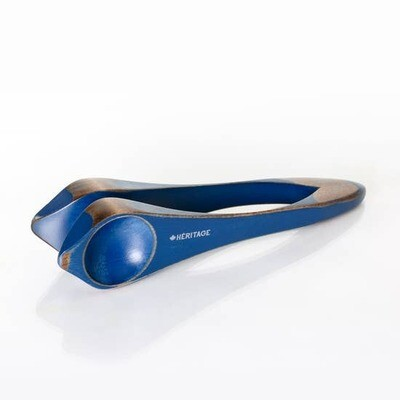 Medium Wooden Musical Spoon Blue
