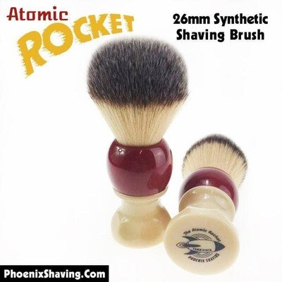 Atomic Rocket Shaving Brush
