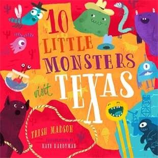 Texas 10 Little Monsters