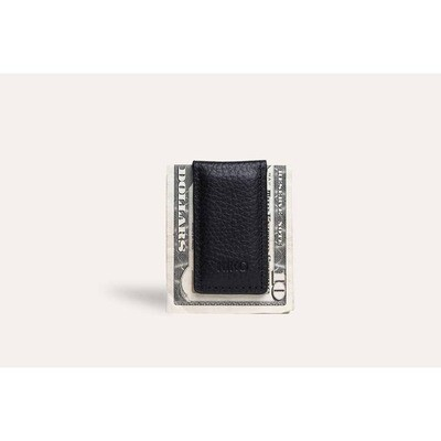Black Magnetic Money Clip