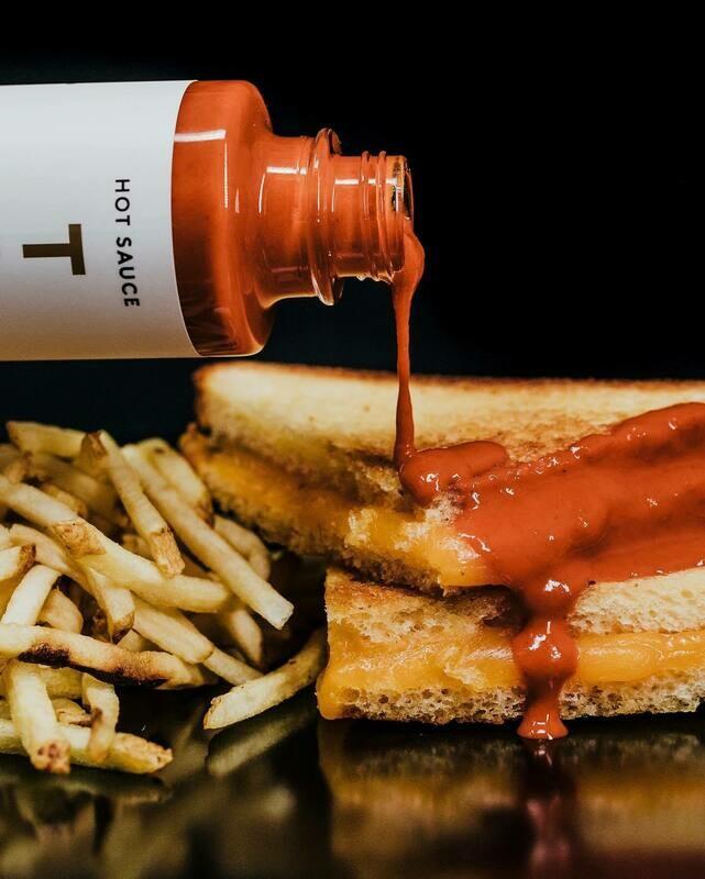 White Truff Hot Sauce