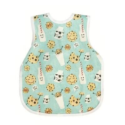 Cookies & Milk Bapron Toddler