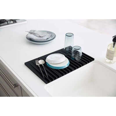 Black Tower Foldable Drainer Tray