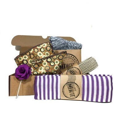 Assorted Box Set Tie