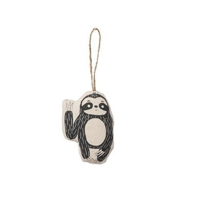 Handmade Every Day Sloth Ornament