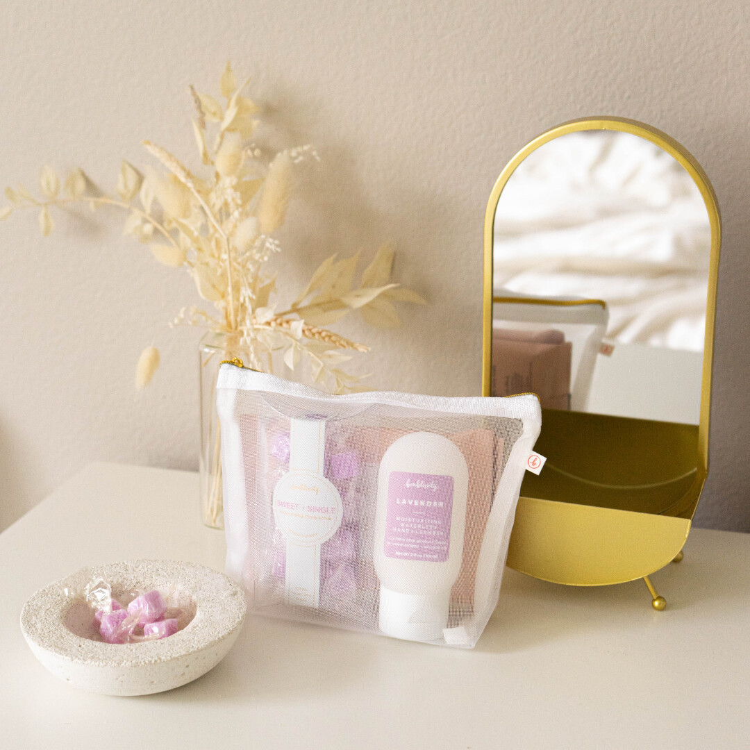 Self Care Anywhere Kit Lavender
