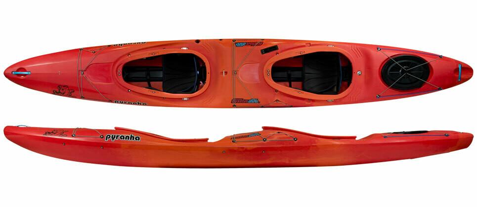 Pyranha Kayaks Fusion Duo