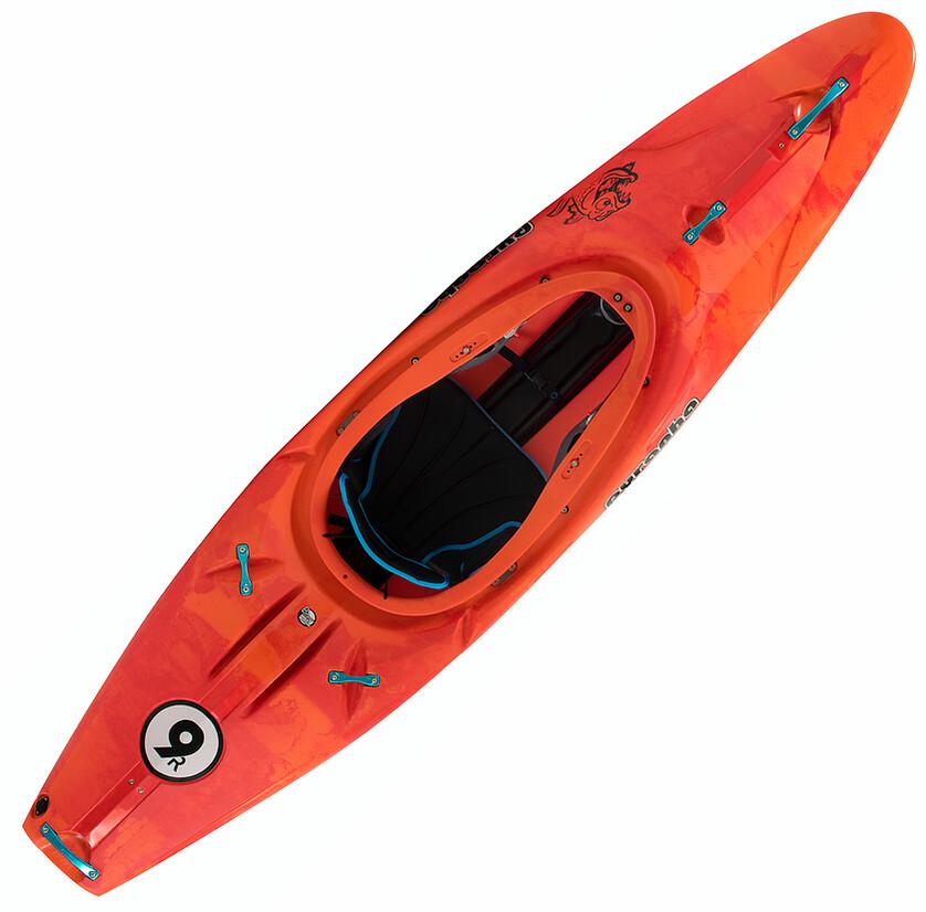 Pyranha Kayaks 9R II