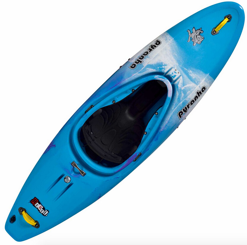 Pyranha Kayaks Rebel
