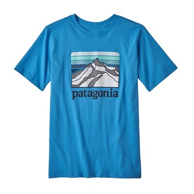 Patagonia Boys' Graphic Organic T-Shirt