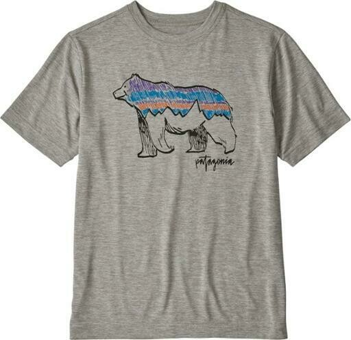 Patagonia Boys' Capilene Cool Daily T-Shirt