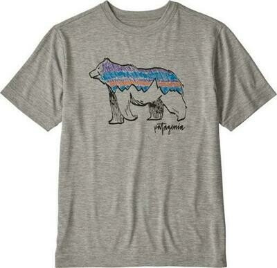 Patagonia Boys' Capilene Cool Daily T-Shirt
