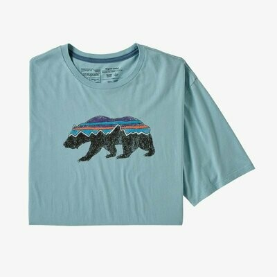 Patagonia M's Fitz Roy Bear Organic T-shirt