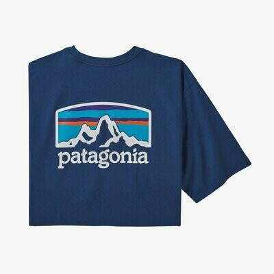 Patagonia M's Fitz Roy Horizons Responsibilli-Tee