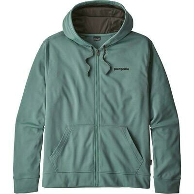 Patagonia M's Fitz Roy Trout PolyCycle Full-Zip Hoody