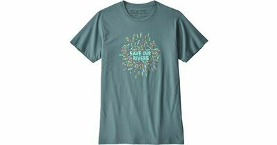 Patagonia M's Save Our Rivers Organic T-Shirt