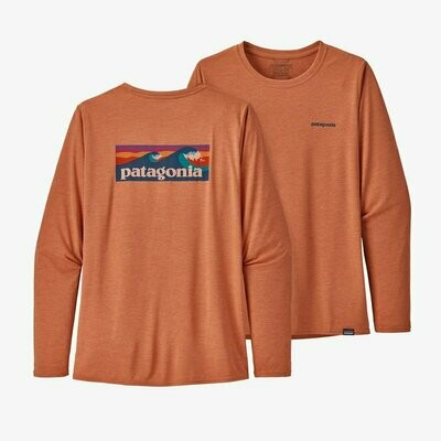 Patagonia W's L/S Capilene Cool Daily Graphic Shirt