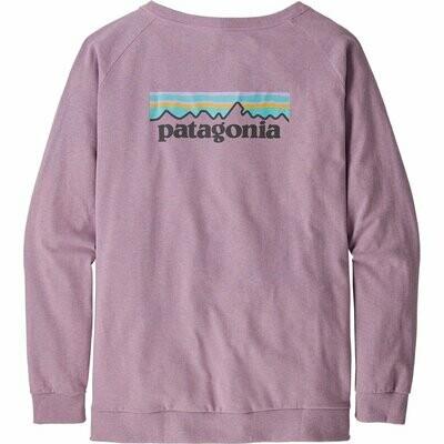 Patagonia W's L/S Pastel P-6 Logo